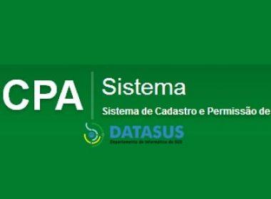 Sobre o SCPA, O cadastro no SCPA é pré-requisito para acesso aos sistemas do Ministério da Saúde. Conheça e saiba como se cadastrar no sistema.