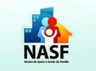 NASF AB – Núcleo de Apoio à Saúde da Família e Atenção Básica