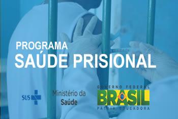 Nota técnica traz recomendações para atuação dos profissionais de saúde no sistema prisional