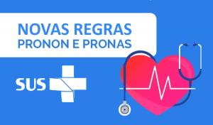Novas regras agilizam aprovação de projetos do PRONON e do PRONAS/PCD.