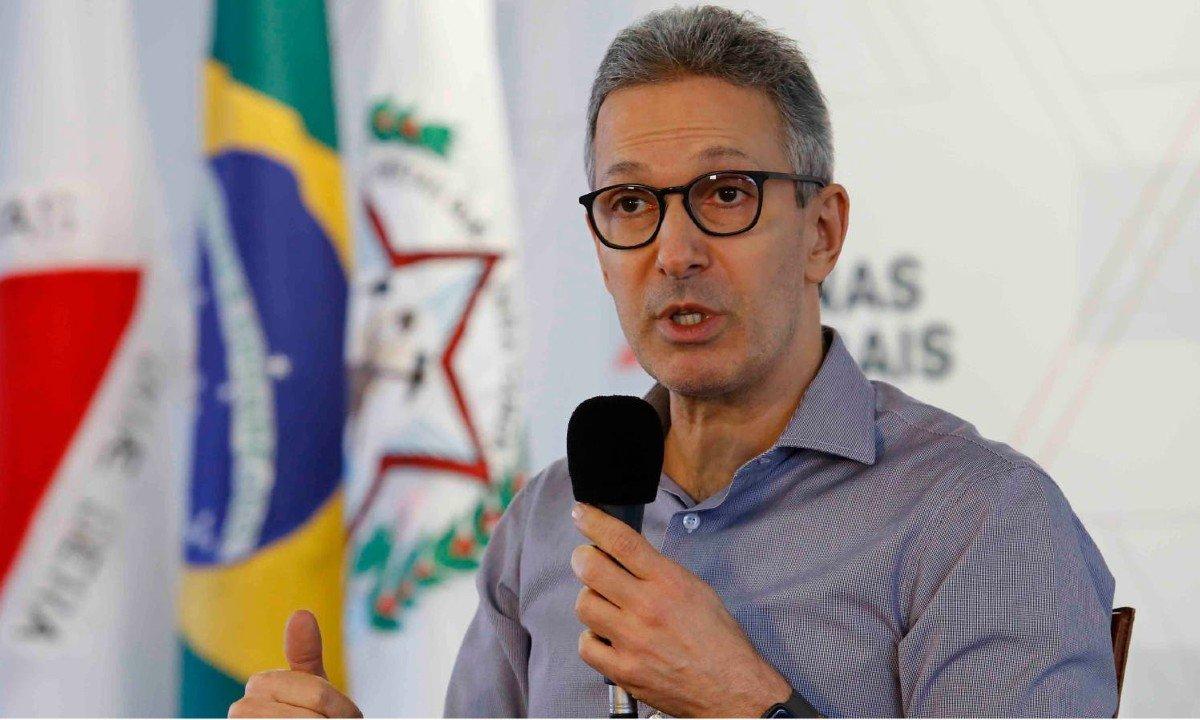 You are currently viewing Governador Romeu Zema inaugura 10 novos leitos de UTI em hospital de Poço Fundo, MG