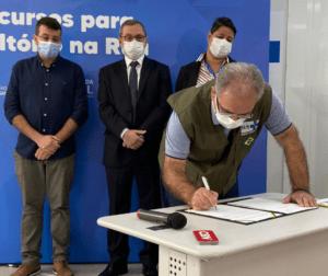 Read more about the article Ministério da Saúde libera R$ 2,8 milhões para equipes de Consultório na Rua.
